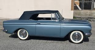 1966 rambler car 1961 rambler american connors motorcar company