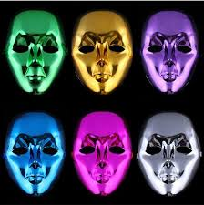 cheap masks wholesale new cheap simple mask plating masquerade mask