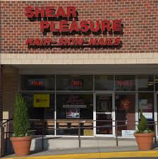 home shear pleasure hair skin and nails in college park md