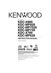 kenwood kdc mp828 manuals