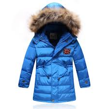 2015 winter new uk style kids winter coat hooded high quality boys