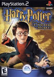 harry potter et la chambre des secret en harry potter and the chamber of secrets 2002 playstation 2 box