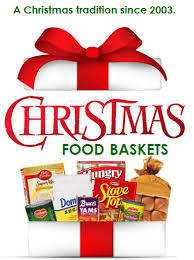 christmas food baskets center of donate