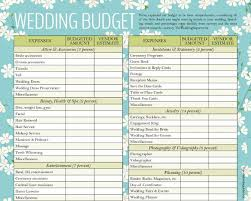 Wedding Budget Wedding Budget Template 13 Free Word Excel Pdf Documents
