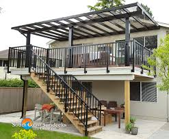 Glass Pergola Roof by Everything Patio U0026 Sundeck Canopies Covers Glass Wood Aluminum