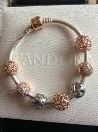 rose bracelet charm images 108 best pandora rose gold images pandora jewelry jpg