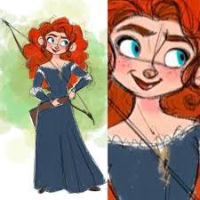 156 brave images princess merida brave
