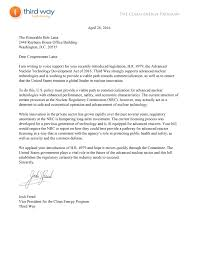 Walmart Resume Third Way Letter Of Support For H R 4979 Third Way