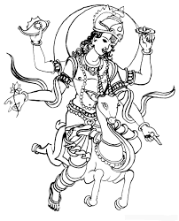 hindu mythology 24 gods and goddesses u2013 printable coloring pages