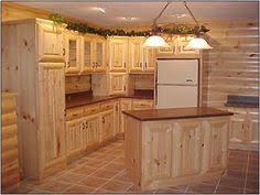 Rustic Pine Kitchen Cabinets by Cabinets Western Kitchen Dresser Shelves Dream Kitchen