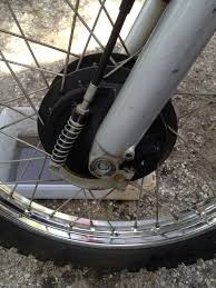 bicycle boots replacing fork boots on 1982 ct110 honda trail ct90 u0026 ct110 forum