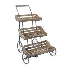 etagere ferro 繪tag罟re da giardino in ferro battuto amelia naturale mobili d