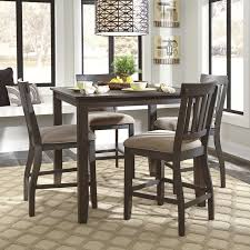 Pub Height Dining Room Sets Loon Peak Rainier Counter Height Dining Table U0026 Reviews Wayfair