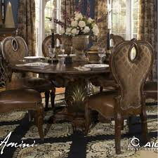 Round Dining Room Sets 2 318 00 The Sovereign Round Dining Table By Michael Amini D2d