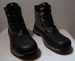 s waterproof winter boots australia ugg australia eaglin winter boots black grey waterproof 1003350