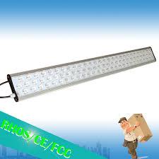 led grow light usa high grade 84pcsx3w chip led grow light bar for hydroponics
