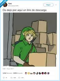 Link Meme - resultado de imagen para zelda link de descarga meme memes