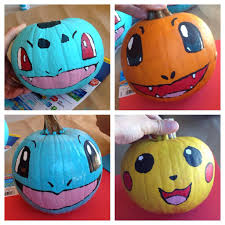 Halloween Pumpkin Crafts Video Game Crafts U0027n Gear 47 The Pokemon Pumpkin Halloween