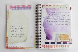 Journal Design Ideas Old Journal Pages White Picket Fence