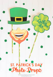 free st patrick u0027s day printables eighteen25