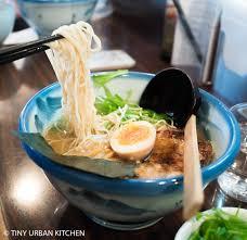 Urban Soup Kitchen Shanghai - afuri ramen tokyo yuzu shio ramen in ebisu tiny urban kitchen