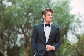 wedding groom groom style 12 men whose wedding style is on point inside weddings