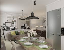 Interior Design Ideas For Kitchen And Living Room by Modern Kitchen And Living Room Interior Design Bruce Lurie Gallery