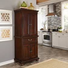 home styles arts u0026 crafts kitchen pantry cottage oak hayneedle
