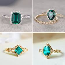 colored gemstones rings images 20 engagement rings with colored gemstones let your true colors jpg