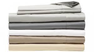 King Single Bed Linen - l u0027avenue 500tc king single sheet set silver 50cm bed sheets