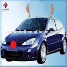 Christmas Reindeer Car Decoration Kit by Car Reindeer Costume Dress Up Antler Kit Christmas Car Antlers