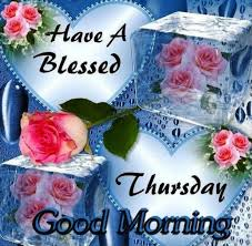 38 morning wishes on thursday