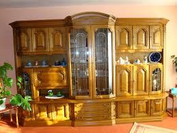 Wohnzimmer Beleuchtung Rustikal Schrankwand Eiche Groß Schrankwand Eiche Rustikal Massiv Mit