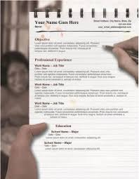 10 best sample resumes u0026 professional resume templates images on