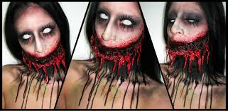 possessed doll halloween makeup tutorial youtube