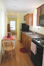 Best Galley Kitchen Layouts Kitchen Stock Wood Cabinets Moving Granite Countertops Compact