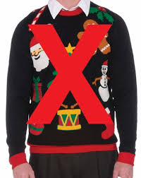 The Ugly Christmas Sweater Party - 25 un ugly christmas sweaters to wear for the holidays photos gq