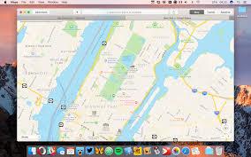 Map Mas Ios Macos Sierra Review The Mac Is Now A Mature Platform Techcrunch