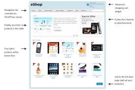 wordpress ecommerce theme eshop 2017 create your online store