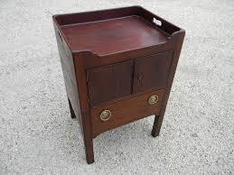 Mahogany Side Table Mahogany Side Table Or Cabinet English 19th Century 30 U201dt 20 U0027w 325