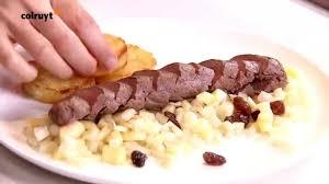 cuisiner du lievre recette râble de lièvre sauce moutarde et brunoise de fenouil aux
