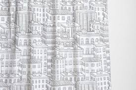 Stylish Shower Curtains Shower Curtains Apartment Therapy