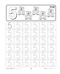 handwriting worksheets with numbers printable number names worksheets worksheet writing numbers free printable