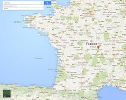 Rennes France Map by Eating The World U2013 France Lovebites