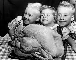 grin and giggle these vintage thanksgiving photos