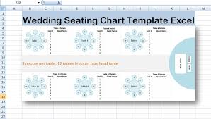venue layout maker wedding seating chart template excel excel project management