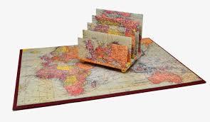 furniture stylish world map letter sorters for storage