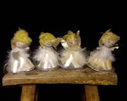 Christmas Angels Decorations by Angel Decorations Etsy