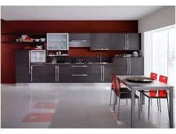 cuisine design pas cher modele placard de cuisine en bois mineral bio