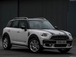 Mini Clubman Towing Capacity Mini Countryman Cooper S All4 2017 Pictures Information U0026 Specs